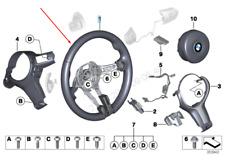 BMW X5 F15 Steering Wheel M Sports Leather 32307851499 7851499 2015 New Genuine