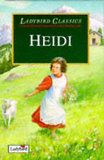 Johanna Spyri  Heidi (Ladybird Classics) Book