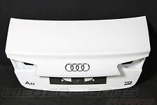 Audi A6 4G LIMO Heckklappe Kofferraumdeckel Heck Deckel Ibisweiß rear lid flap