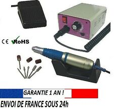 Ponceuse ongle manucure 30000 tr/min professionnelle SINA  MERCEDES PRO ongles