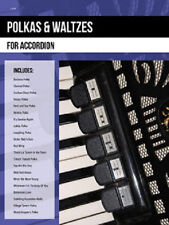 POLKAS AND WALTZES FOR PIANO ACCORDION SONG BOOK SONGBOOK
