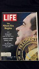 LIFE Nov. 15, 1968 VG Condition