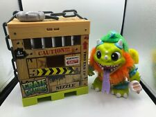 Crate Creatures Free The Beast Sizzle Monster MGA Action Figure Interactive Toy