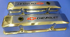 Proform 141-108 Chevy SB Performance Polished  Cast Aluminum Valve Covers