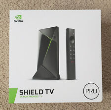NEW SEALED Nvidia Shield TV Pro 2019 w NEW Tegra X1+ Remote 4k Dolby