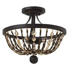 Éclairage et lampes du XIXe siècle en bronze