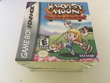 Harvest Moon: More Friends of Mineral Town (Nintendo Game Boy Advance, 2005) NEW