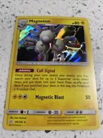 Magneton - 69/236 Pokemon Rare Holo Cosmic Eclipse Near Mint NM -