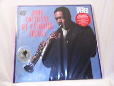 JOHN COLTRANE My Favorite Things 45 rpm 180 gram SEALED 2 LP McCoy Tyner