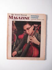 Louisville Courier Journal Magazine 1965. Upton KY! Bowling Green H. S. Player!