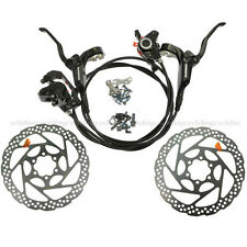SHIMANO BR-BL-M355 Hydraulic Brake Set Front & Rear Black RT56 160mm Rotors
