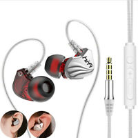 Super Bass Headset 3.5mm In-Ear Earphone Stereo Earbuds Headphone Wired HIFI