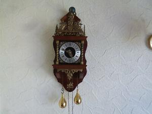 Nu Elck Syn Sin Wall Clock - Vintage Dutch -Spares/repair