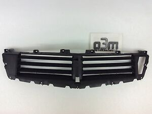 2014-2016 Cadillac CTS Sedan Front Radiator Grille Shutter w/ Actuator new OEM
