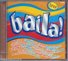 Baila! Tres! (2004) CD NUOVO Gianni Morandi Banane e lamponi. Ricky Martin Maria