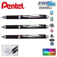 Pentel Energel Permanent Rollerball Pen BLP77 0.7mm tip Retractable Pen