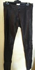 Sass & Bide Leather Regular Size Pants for Women