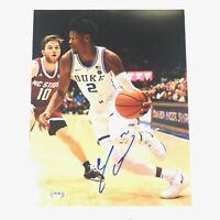 Cam Reddish Signed 11x14 Photo PSA/DNA Duke Blue Devils Autographed Hawks