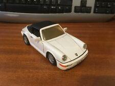 Corgi Electronics 1/24 Scale Porsche 911 Carrera - White - Loose