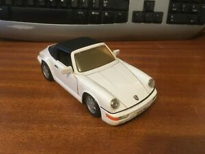 Corgi Electronics 1/24 Scale Porsche 911 Carrera - White - Loose