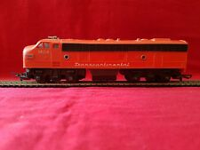 "Triang OO Gauge Red/Black Livery ""Transcontinental"" Diesel Locomotive"