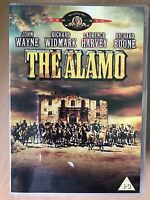 John Wayne THE ALAMO ~ 1960 Classic Davy Crockett Western | UK DVD