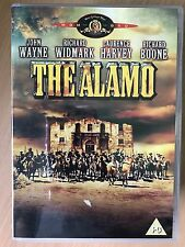 JOHN WAYNE THE ALAMO ~1960 classico DAVY CROCKETT Western UK DVD