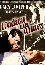 L'ADIEU AUX ARMES / GARY COOPER - HELEN HAYES /*/ DVD NEUF/CELLO