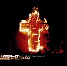 MARILYN MANSON The last tour on Earth-CD (1999)