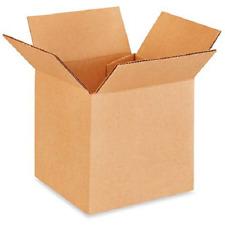 100 Boxes 50 Each 4x4x4 5x5x5 Shipping Packing Mailing Box Corrugated Carton