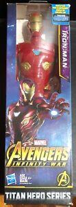 """Marvel Infinity War Iron Man Action Figure 12"""" Titan Hero. NEW"""