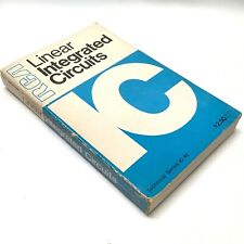 RCA Linear Integrated Circuits Technical Series 1970 Paperback Vintage IC-42