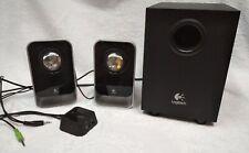Altoparlanti Casse Speaker 2.1 Logitech LS21 14W Subwoofer