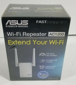 ASUS AC1200 Dual Band WiFi Repeater & Range Extender (RP-AC55), NEW & SEALED