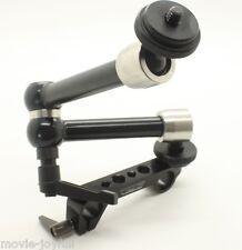 TILTA Monitor ARM Magic Arm DV arm w/ 15mm rail rod clamp for DSLR rig LCD