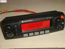 Motorola XTL 2500 M5 Remote Control Head W/O Accessories
