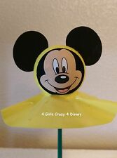Disneyland MICKEY MOUSE WITH RAIN GEAR Antenna Topper