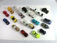 Mix Lot of 20 Matchbox Maisto & Hot Wheels Diecast Cars