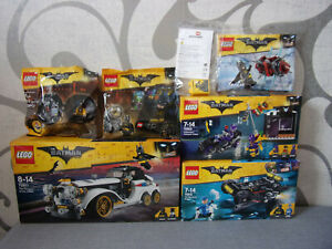 Lego The Batman Movie - Various Set's for Selection - Nip