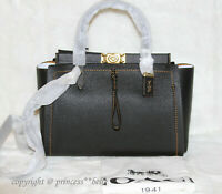 NWT COACH 1941 Troupe Carryall 35 Tote Bag Satchel Handbag Shoulder Purse $795