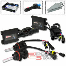 10000K BLUE HID XENON CONVERSION KIT+9004 BULBS HIGH+LOW HEADLIGHT+SLIM BALLAST