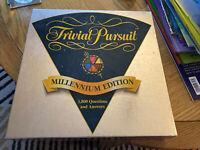 Trivial Pursuit Millennium Edition - Complete & Good condition