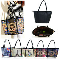 Women Ladies Girls Handbags Fashion Portable Tote Purse Shoulder Cross body Bag