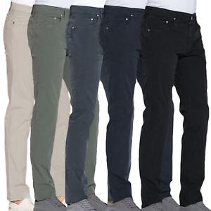 Pantaloni Da Uomo In Cotone Jeans Carrera Art. 700 Elasticizzato Regular Fit