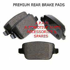 FORD MONDEO MK4 REAR BRAKE PADS ALL MODELS (07-12)