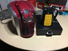 KEUREG K 475 SINGLE SERVE K-CUP POD COFFEE MAKER