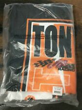 New Sealed W Tags NASCAR Tony Stewart #20 Official 100% Cotton Towel  C3-1