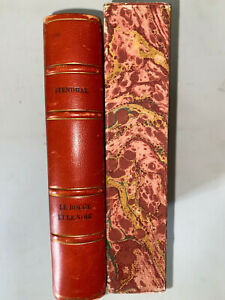 Stendhal Le Rouge Et Le Noir 1956 Edtion Pantheon Sous Coffret