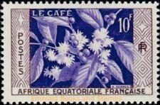 EBS French Equatorial Africa 1956 Coffee - Le Café FR-EQ 236 MNH**