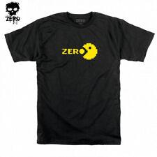 ZERO Skateboards Chomp Skate T-Shirt Tee Black L NEW NWT Streetwear